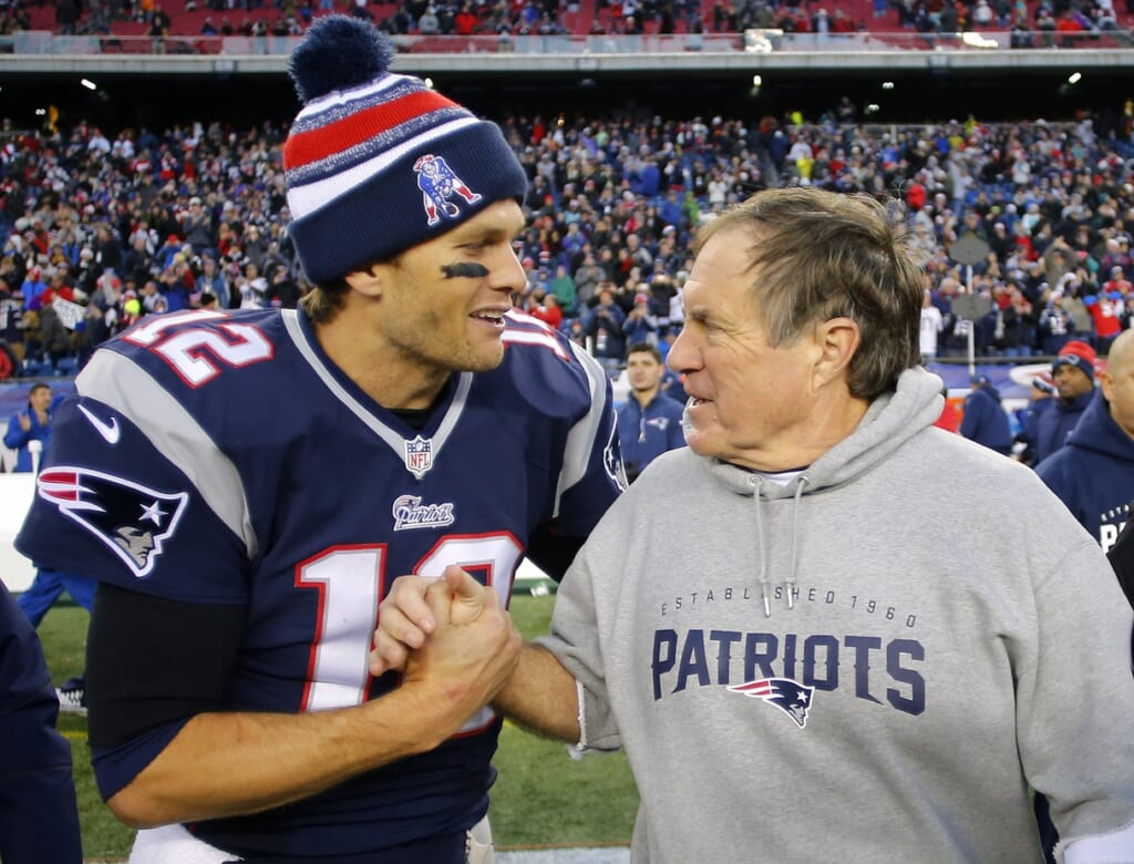 How many more runs do Tom Brady and Bill Belichick have in them?