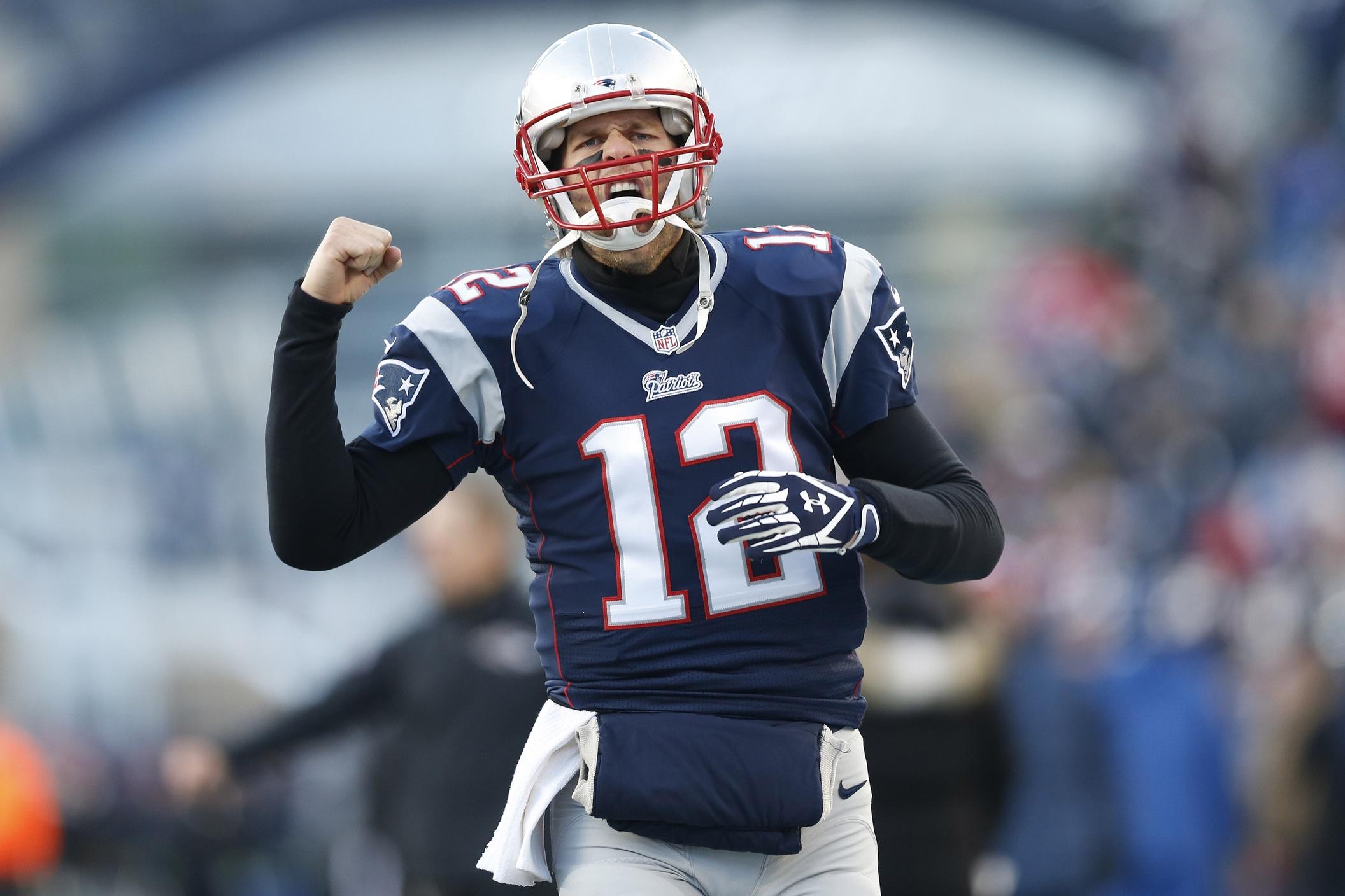 13f55a356b7 Tom Brady's jersey tops sales for beginning of NFL season