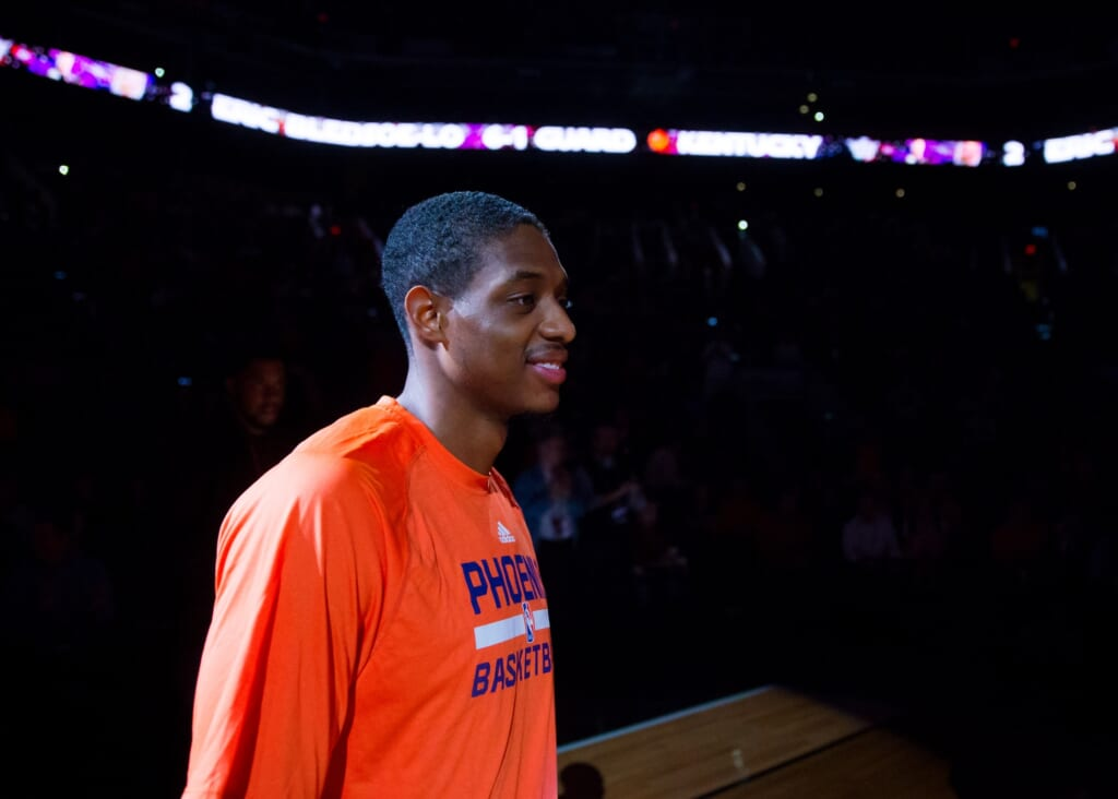 Could the Phoenix Suns be looking to move Brandon Knight in a trade during the NBA Draft?
