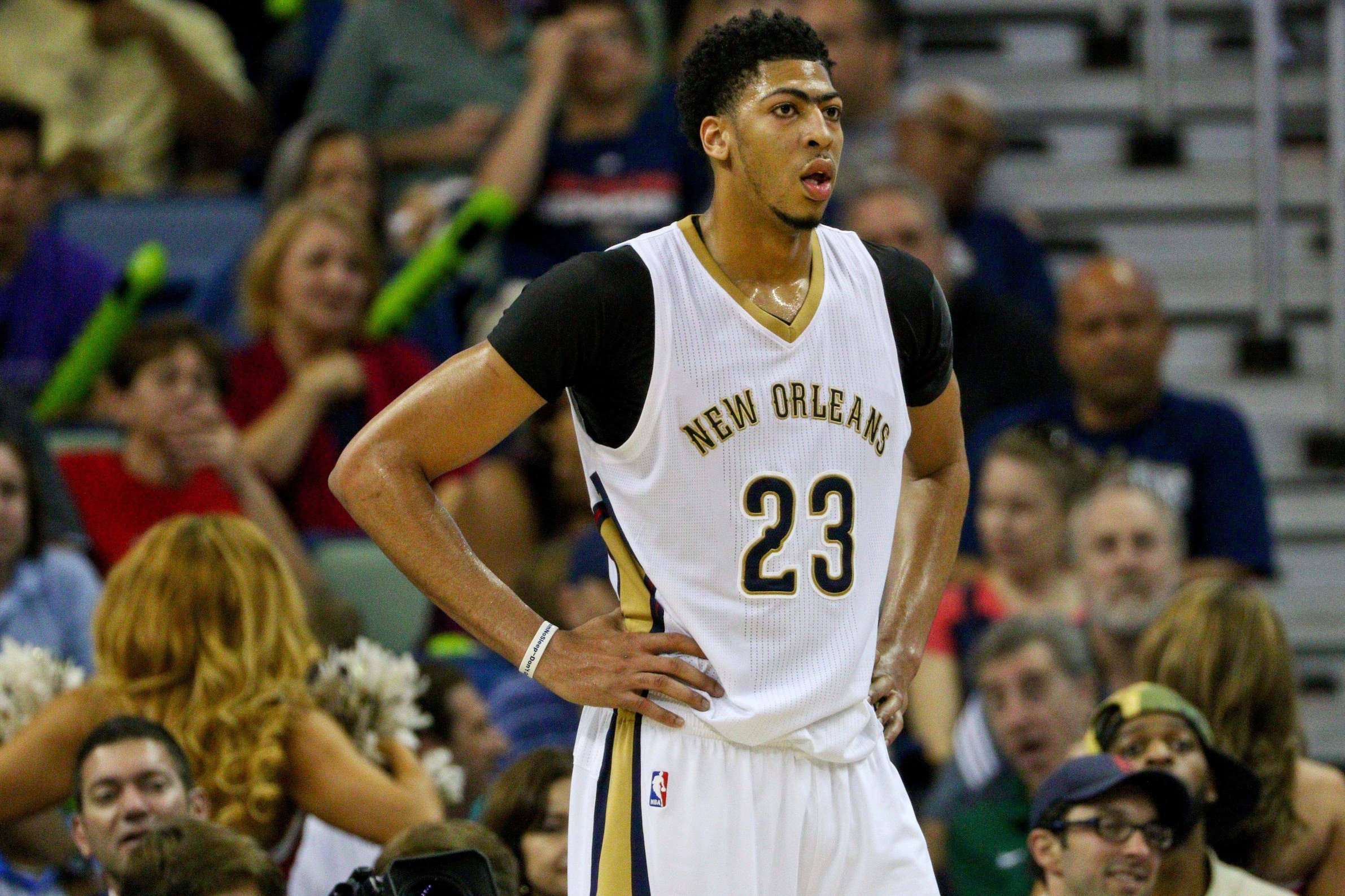 Anthony Davis trade