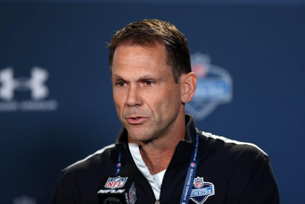Jacksonville Jaguars hire Trent Baalke