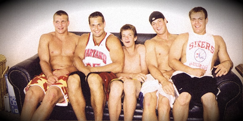 Rob Gronkowski and His Brothers to Appear on