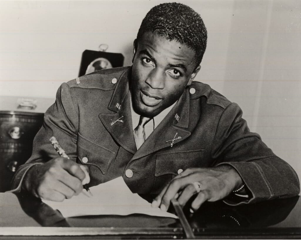 Jackie Robinson's inclusion in MLB was a defining moment for this nation.