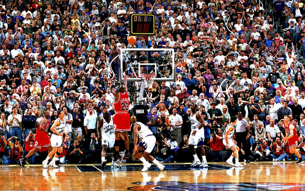 Courtesy of ESPN.com: Jordan's game redefined the NBA.