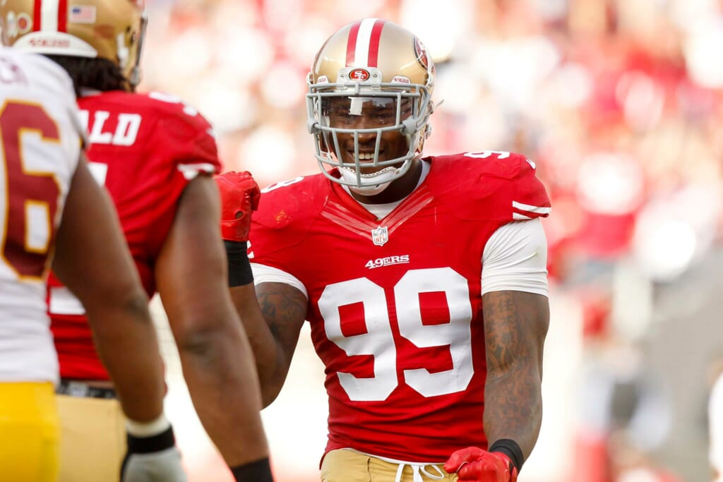 NFL world reacts to the Cowboys signing Aldon Smith