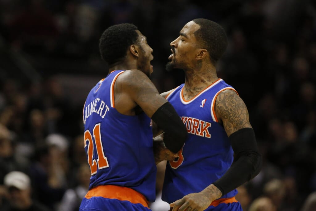Courtesy of USA Today Sports: James has Iman Shumpert and J.R. Smith on the verge of a title. Let that sink in.