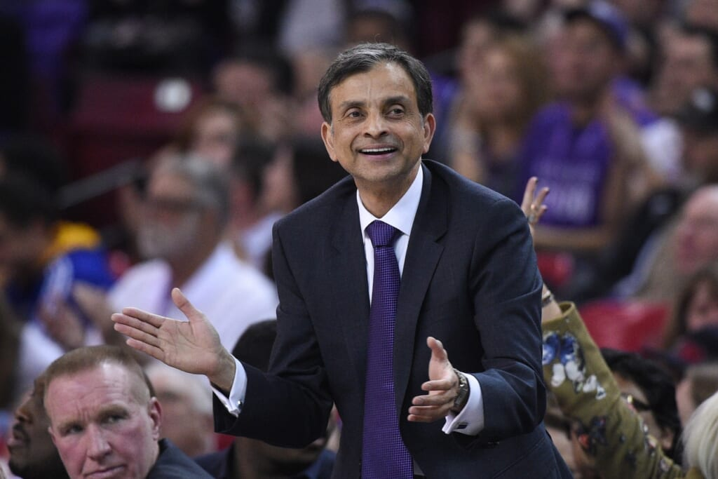 Courtesy of USA Today Sports: For the Kings, owner Vivek Ranadive seems to be the biggest problem.