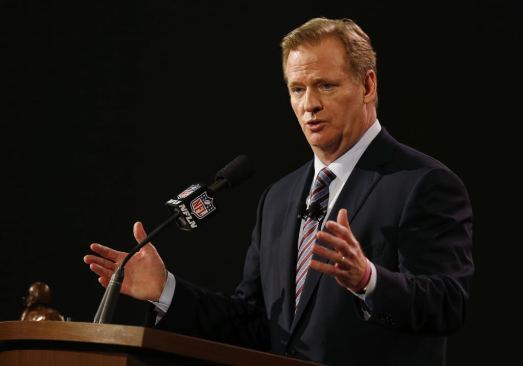 Courtesy of USA Today Sports: Some say the NFL's role should be broader in today's society.