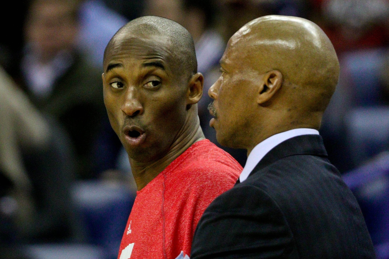 an analysis of kobe bryant as a player Los angeles lakers legend kobe bryant may be retired as an nba player, but he still keeps himself involved with the sport he loves in several tv appearances, bryant was usually making an analysis about a certain player and giving them an advice on how they can perform better on the court.