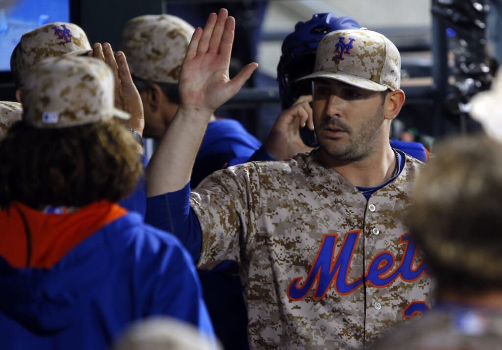 Courtesy of USA Today Sports: Matt Harvey should help keep New York in contention.