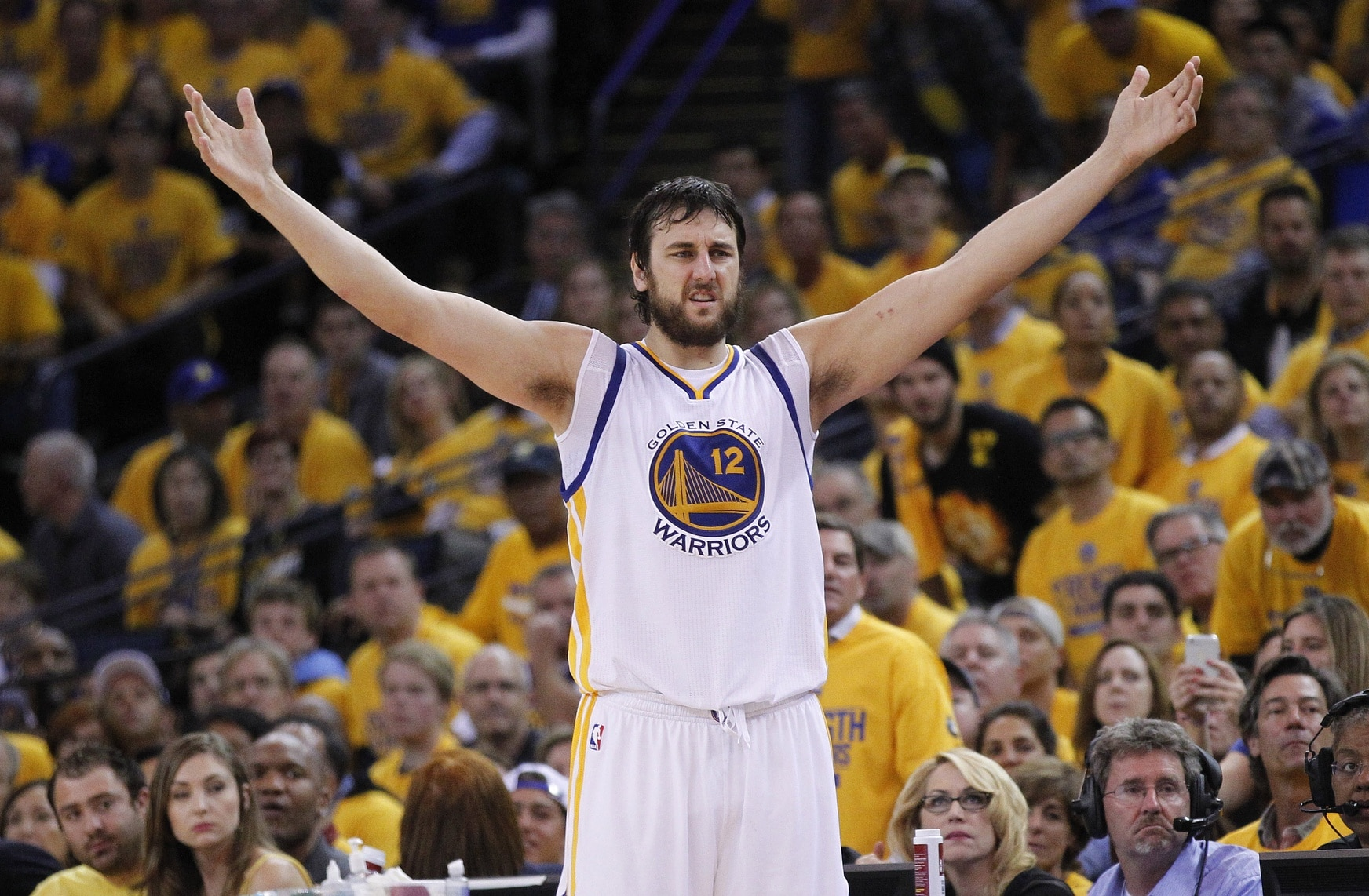 Andrew Bogut linked to shock National Basketball Association  return