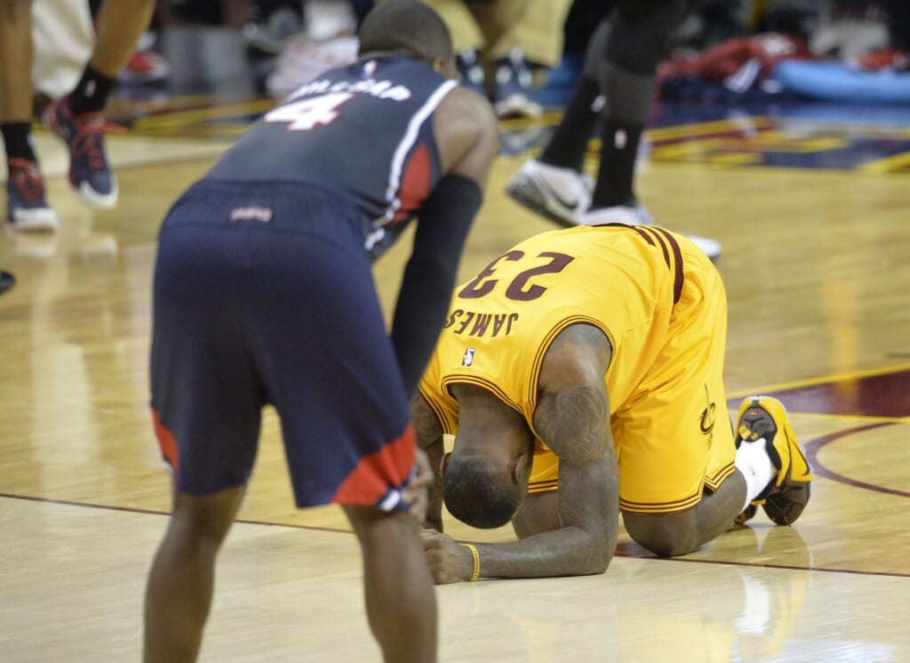 Courtesy of USA Today Sports: Player exhaustion needs to be taken into account.