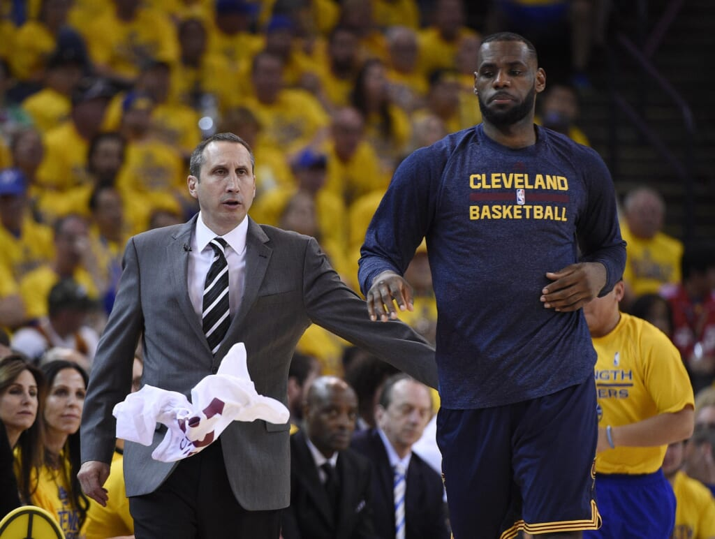Courtesy of USA Today Sports: Cavaliers now need to win another game in Oakland.