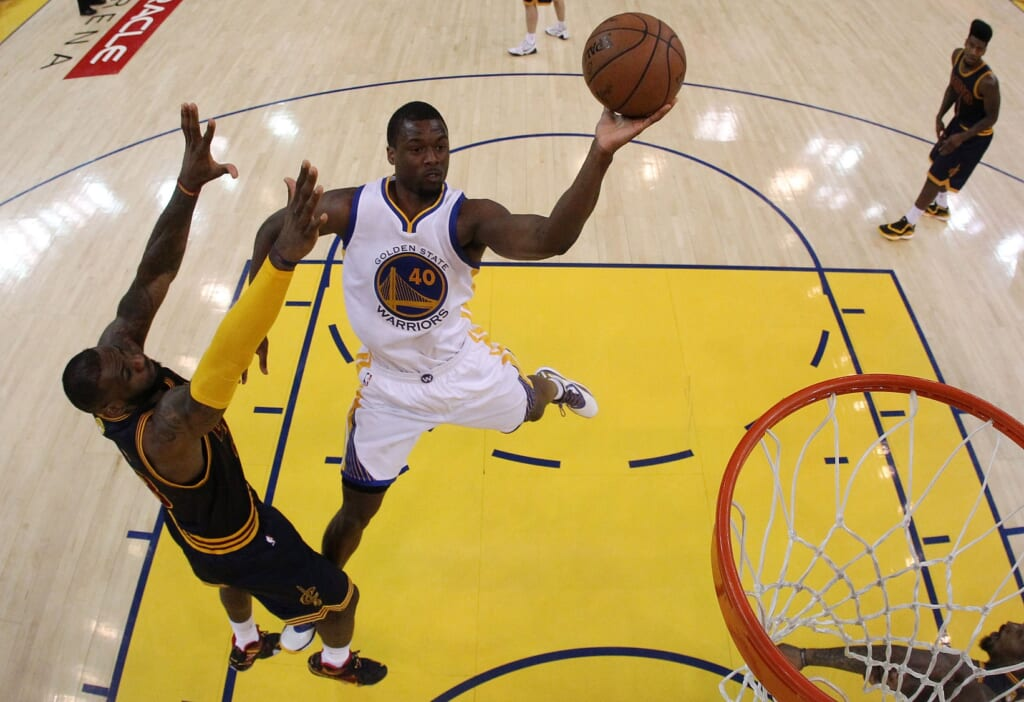 Courtesy of USA Today Sports: It's time for the Warriors to extend one of their talented young players.
