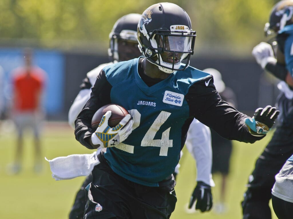 Courtesy of USA Today Sports: T.J. Yeldon has chance to make an immediate impact.