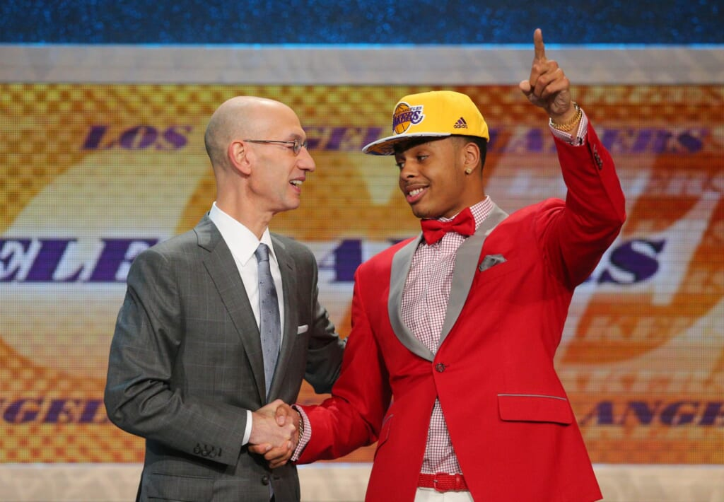 Courtesy of USA Today Sports: The Lakers have a plan. Let's see if it comes to fruition.