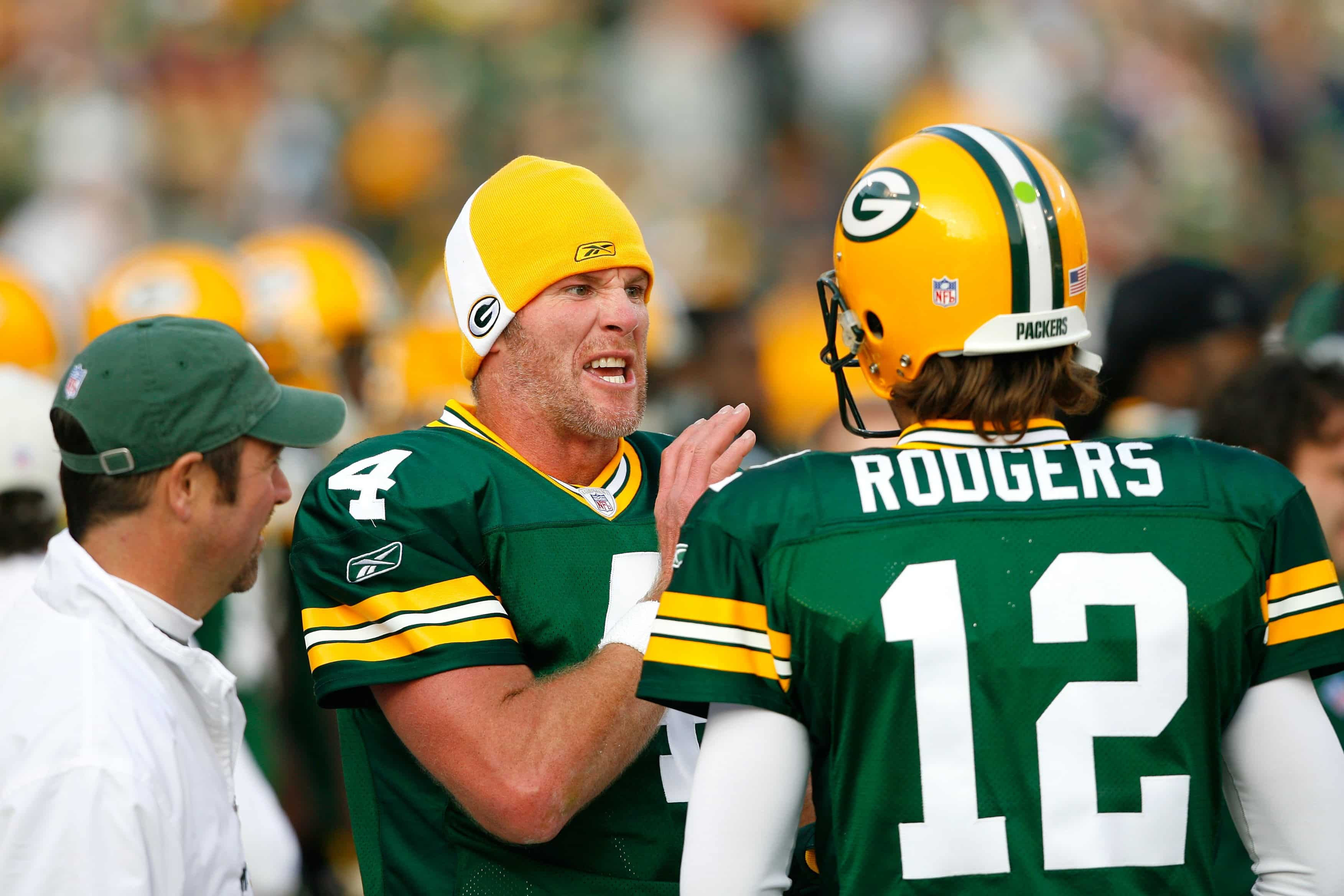 Aaron Rodgers Hopes Br...