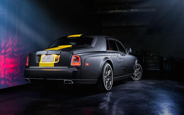 Courtesy of Rolls Royce