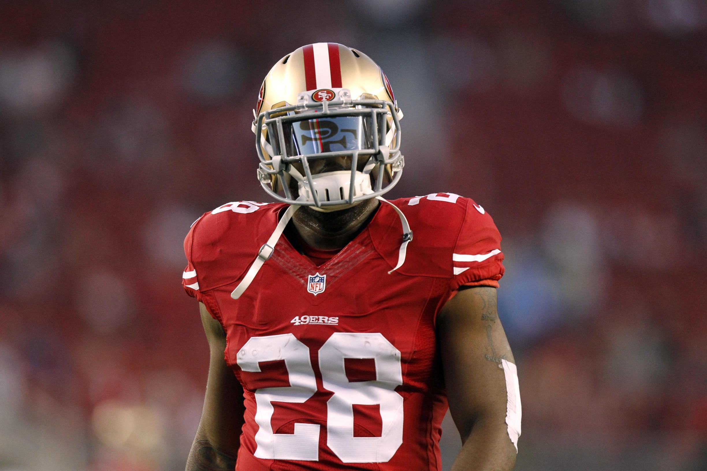 49ers place ... Carlos Hyde
