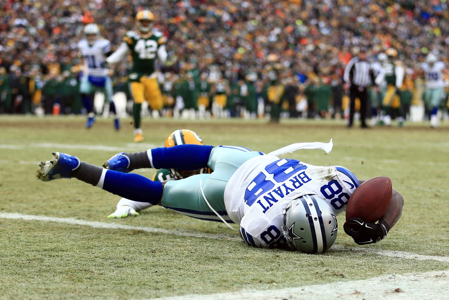 Stephen Jones On Dez Bryant Catch Ruling I Think The Call