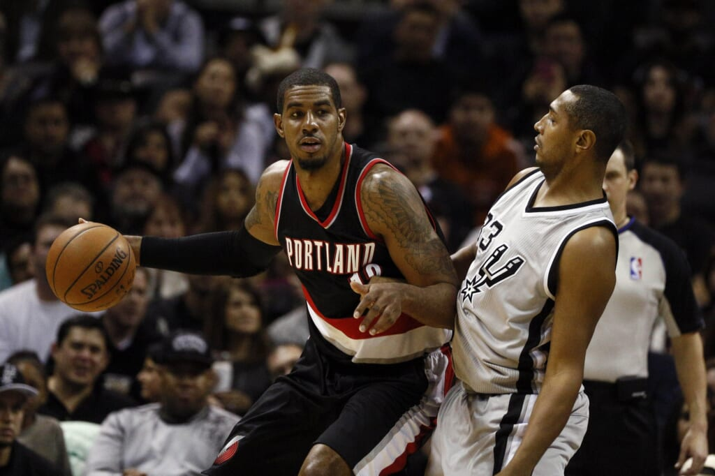 Courtesy of USA Today Sports: San Antonio's rare venture into free agency paid off big time.