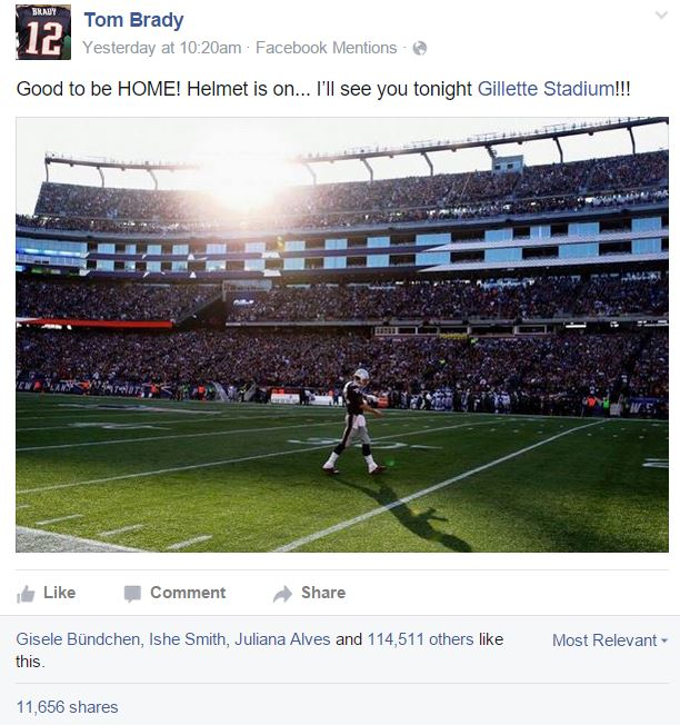 Brady FB post preseason Capture