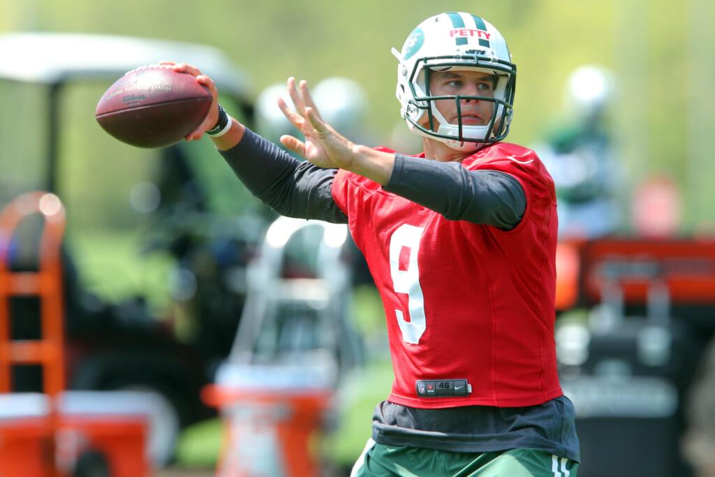 NFL: New York Jets-Minicamp