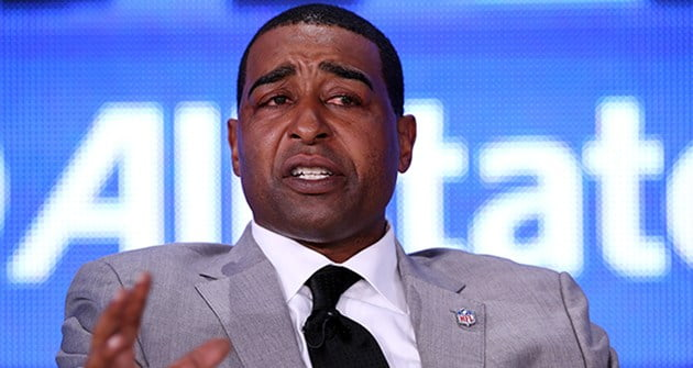 Cris Carter Responsible For Fall Guy Comment Brought To