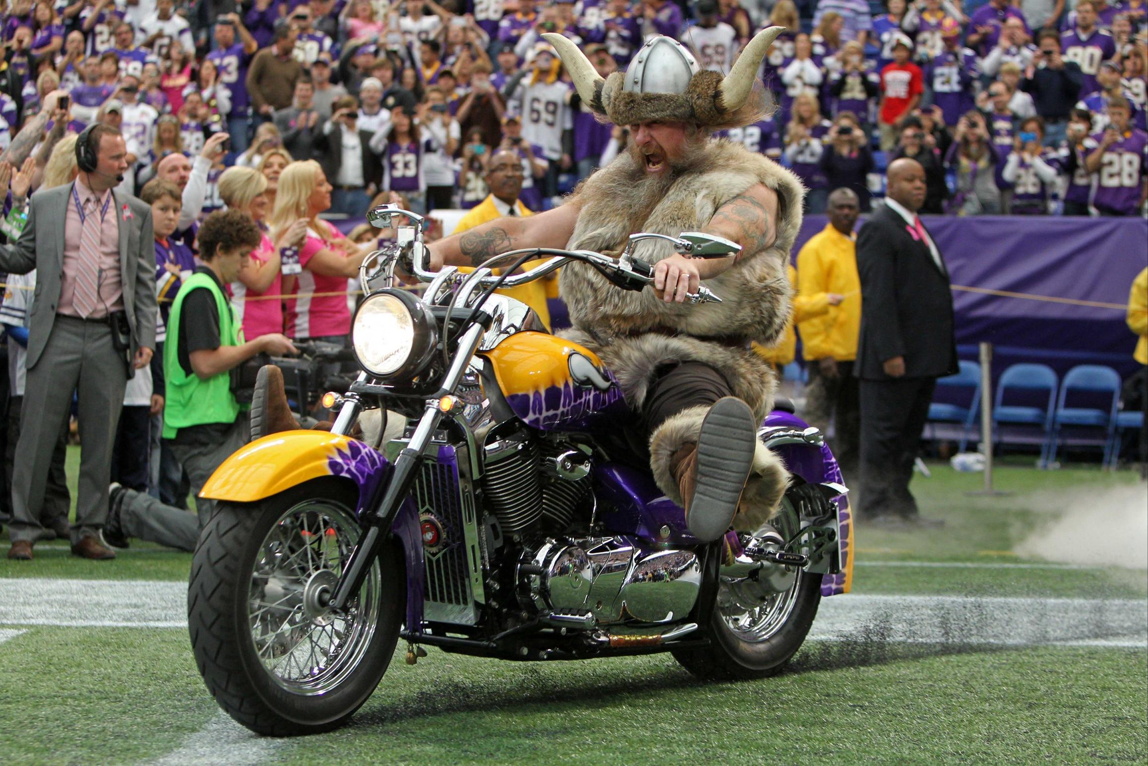 Minnesota Vikings Cut Ties With Mascot Ragnar After 20