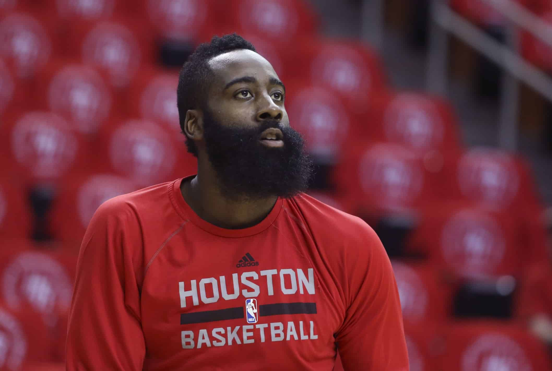 250af4b457bc James Harden must stop wearing Nike shoes on Oct. 1. By. David Kenyon. -.  September 16