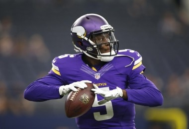 Minnesota Vikings 2016 preview, Teddy Bridgewater