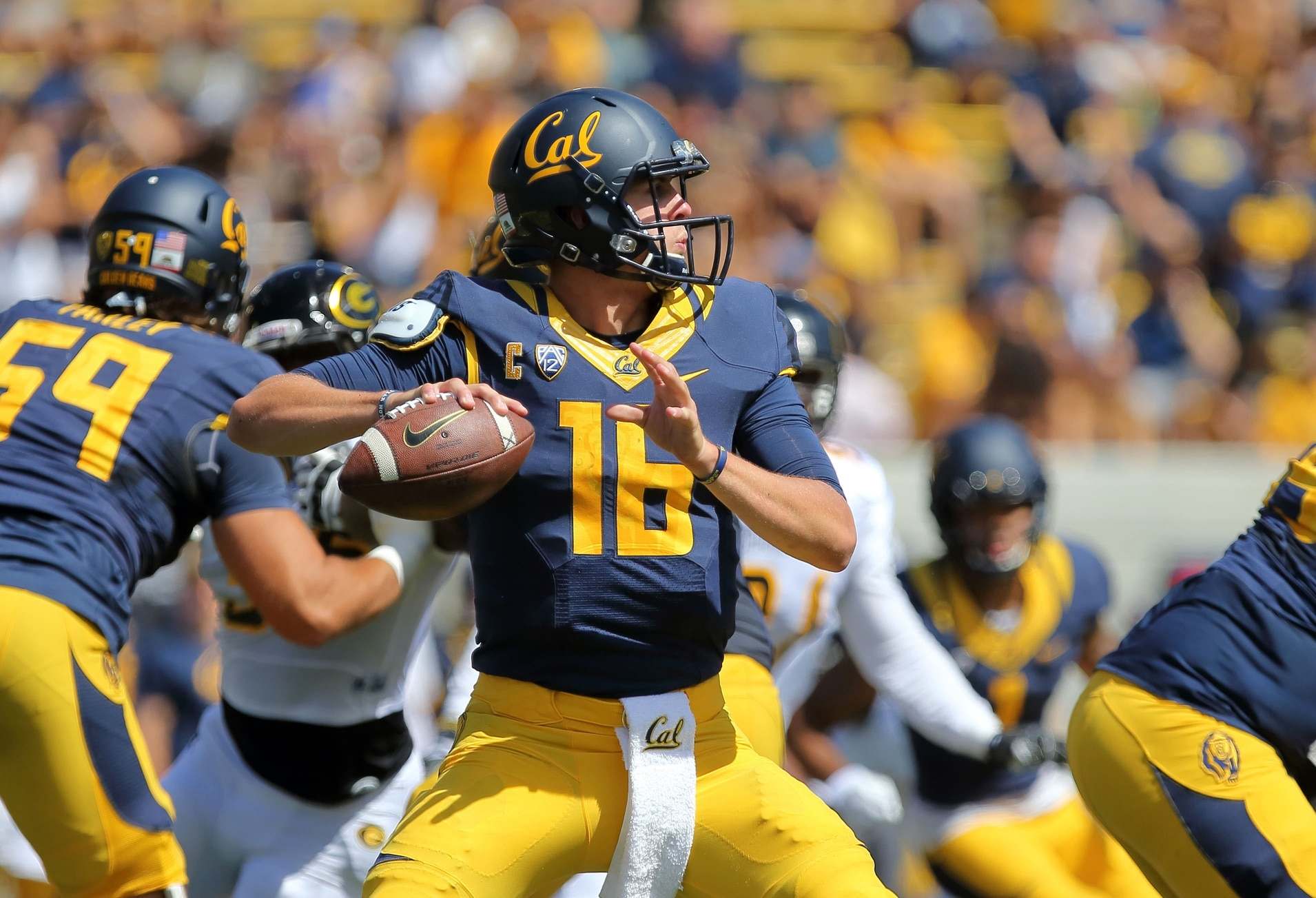Jared Goff Cal, 49ers NFL Draft, 2016 NFL Draft