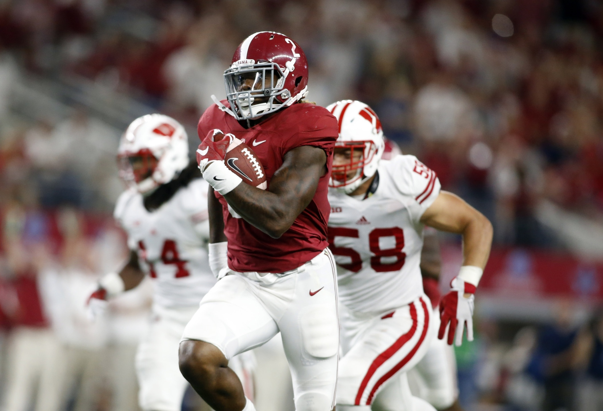 biggest strengths and weaknesses for college football playoff derrick henry