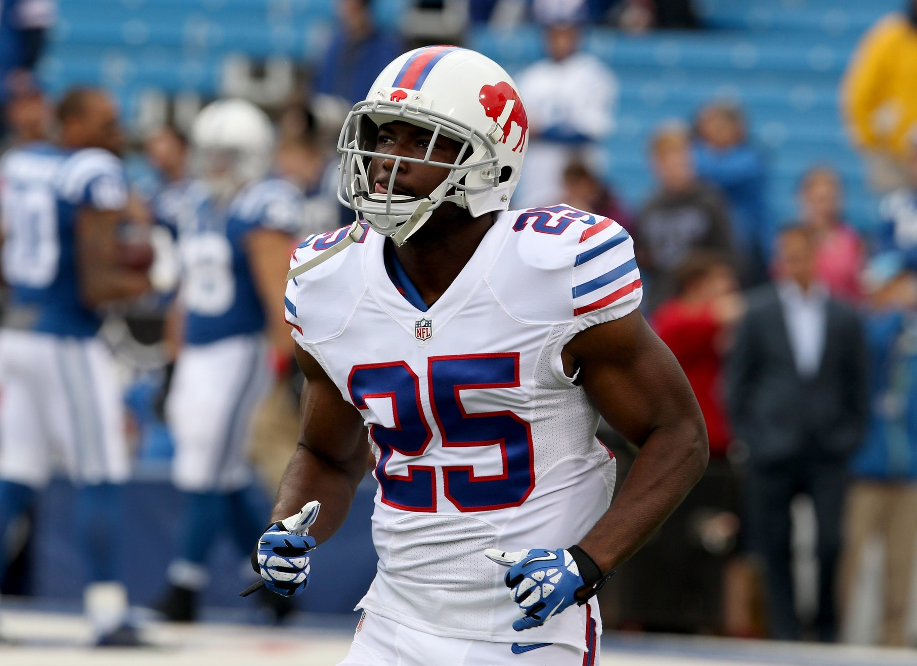 LeSean McCoy Jets beat us down in loss
