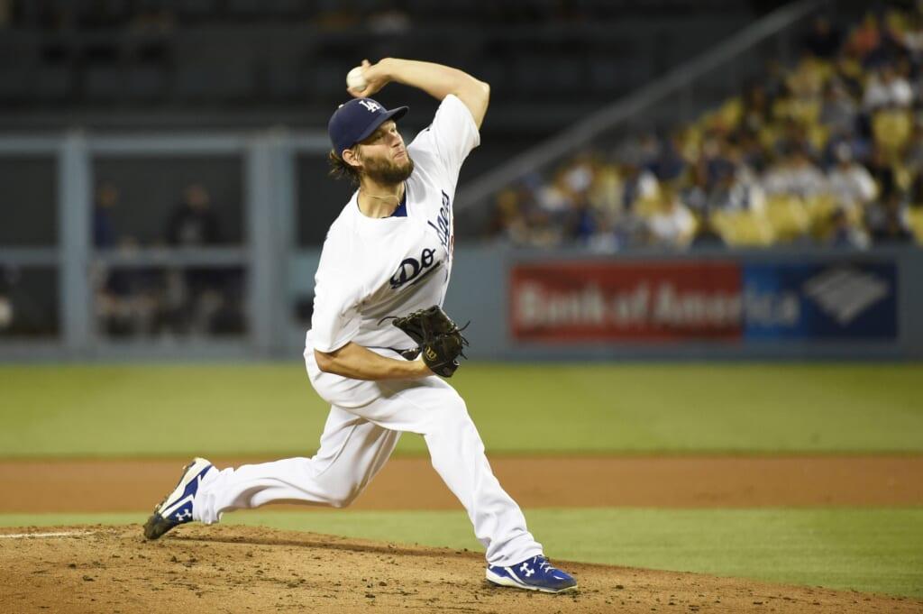 Clayton Kershaw Dodgers