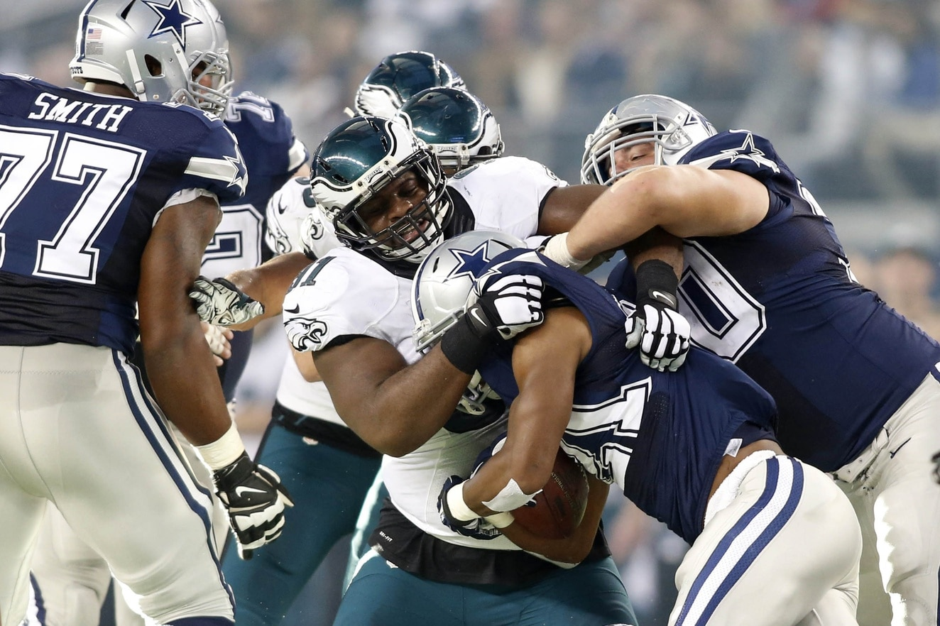 Report Fletcher Cox signs six year $103 million contract with Eagles