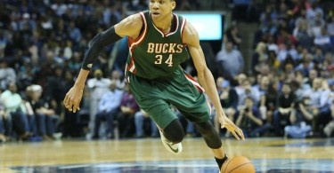 NBA Playoffs, Giannis Antetokounmpo