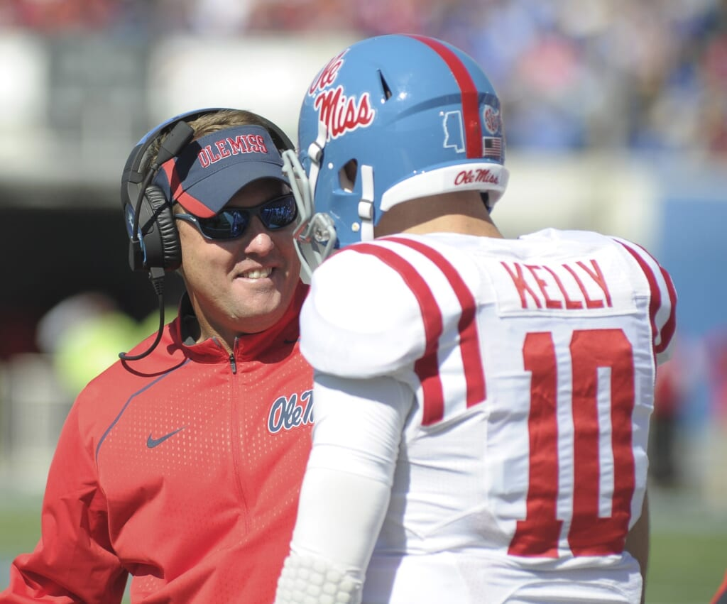 Chad Kelly Ole Miss