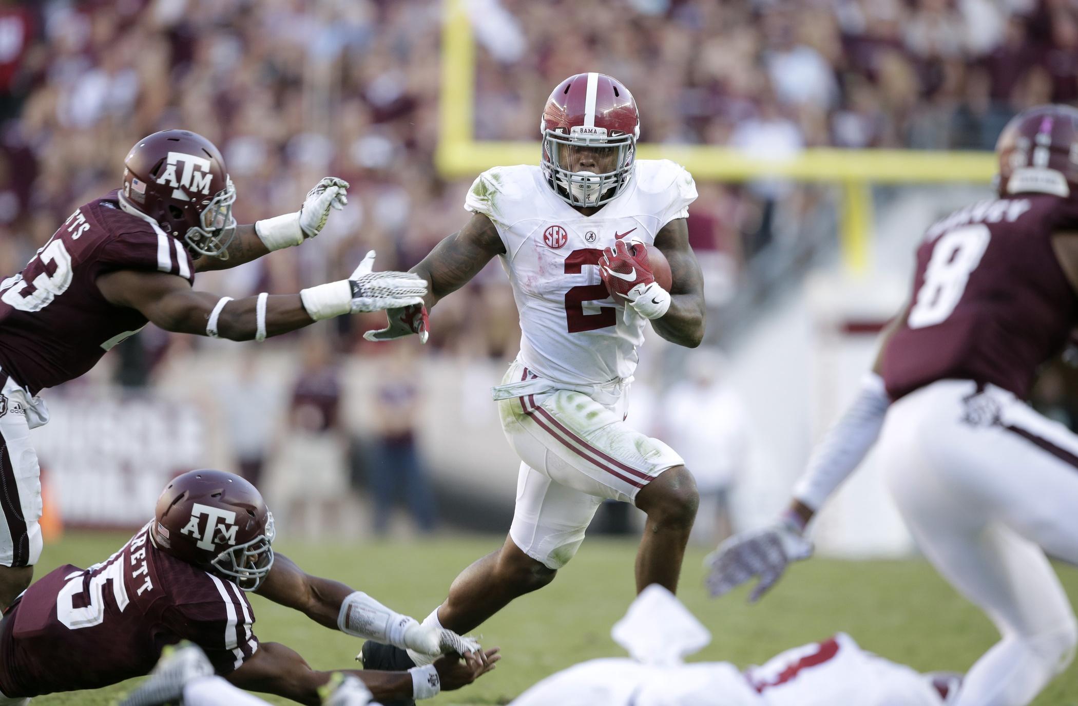 Derrick Henry Alabama, NFL Draft prospects