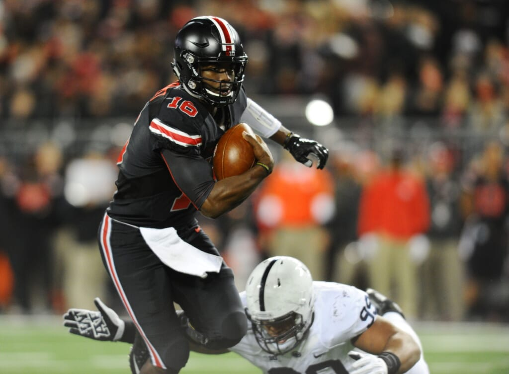 J.T. Barrett Ohio State