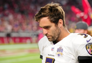 NFL Week 7, Joe Flacco