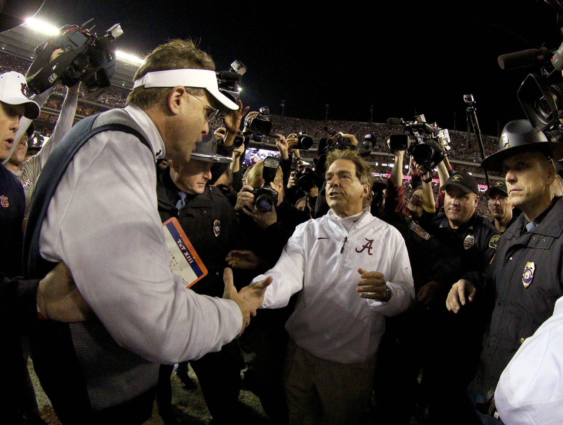Rivalry Week will be fierce this year as Auburn takes on Alabama for the SEC West