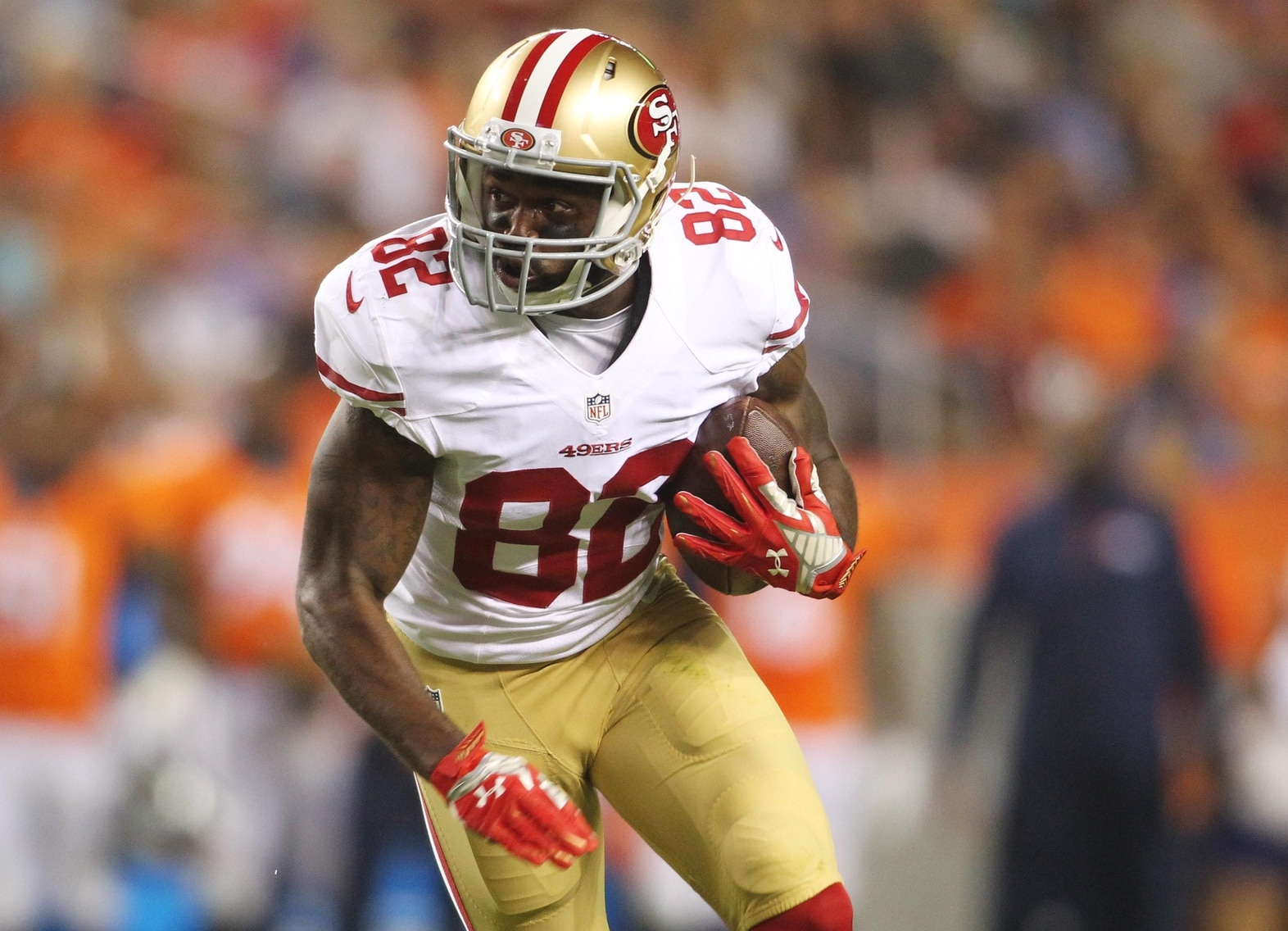 best sneakers 64f62 6286b Report: 'Strong likelihood' Ravens sign WR Torrey Smith
