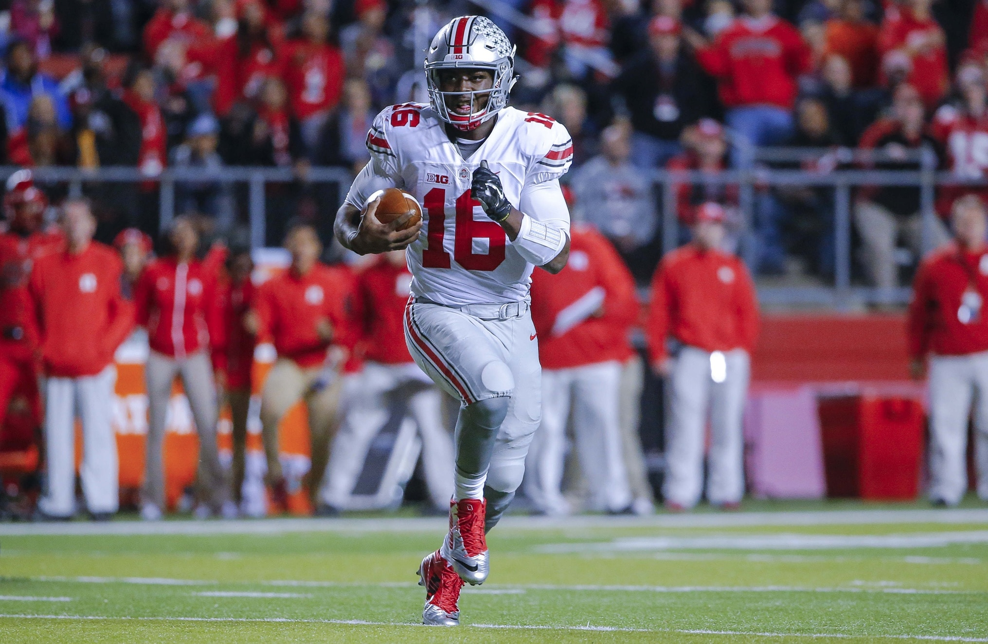 J.T. Barrett leads a red-hot Ohio State into enemy territory in college football Week 7