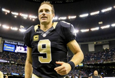 NFL Week 4, Drew Brees