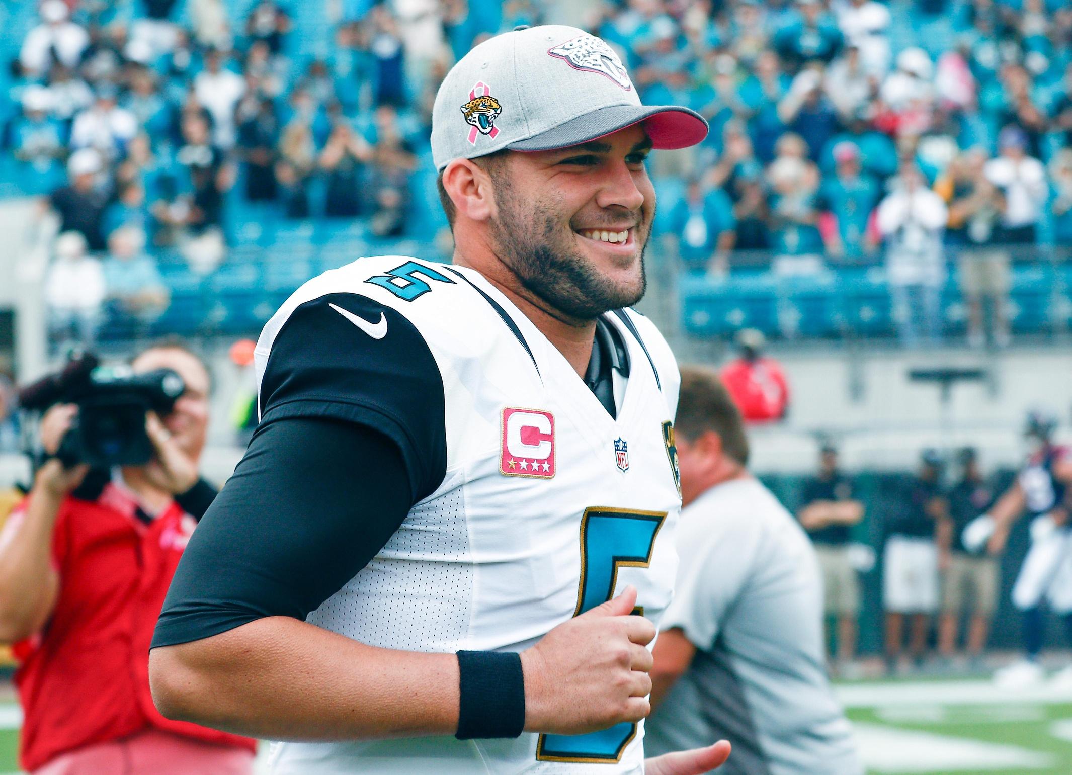 Blake Bortles NFL Week 3