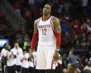 Dwight Howard Rockets