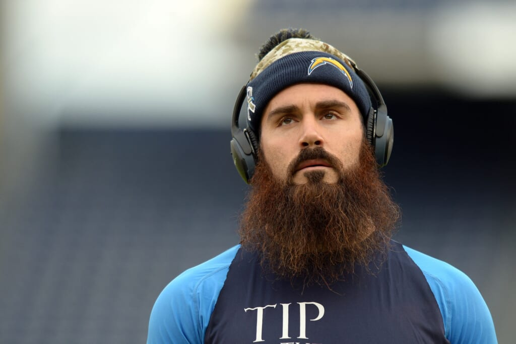 Eric Weddle Chargers