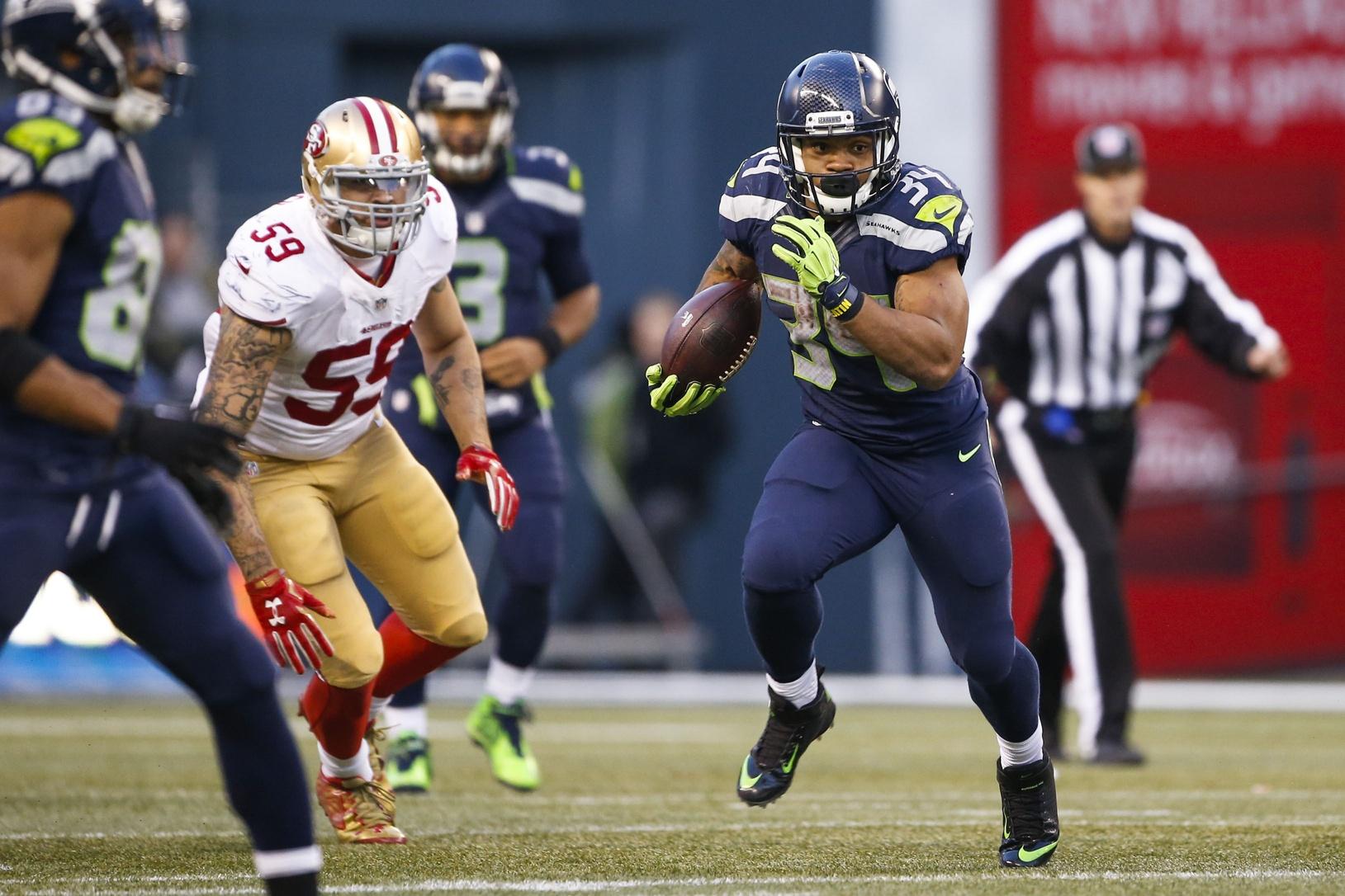 Seattle Seahawks 2016 preview, Thomas Rawls