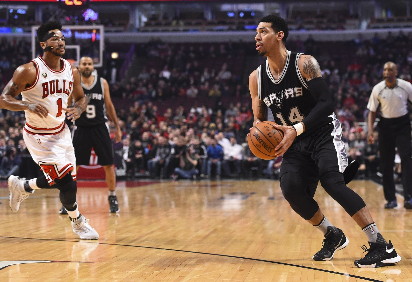 Report: Cavaliers talking Danny Green trade with Spurs ...
